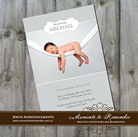 Birth Announcement 02