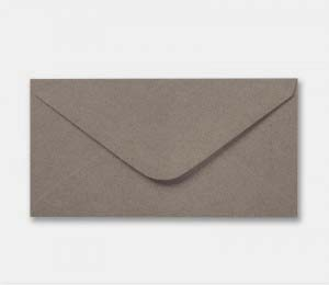 SALE - Envelopes DL Silver Kraft