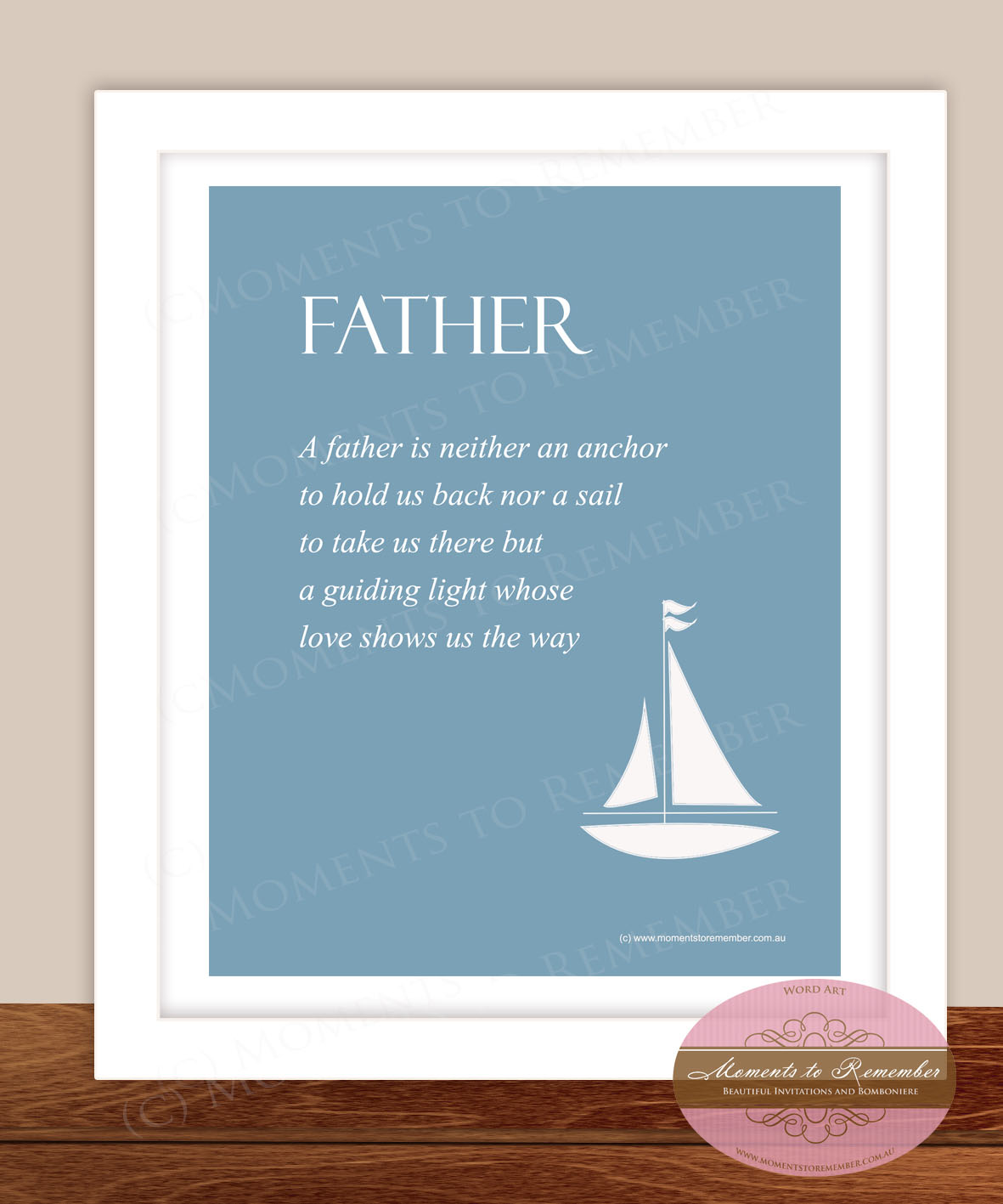 Father Print 16