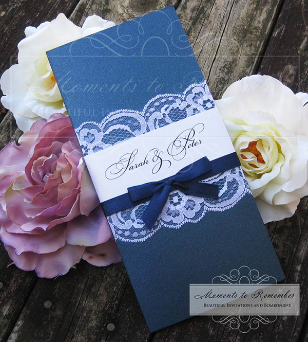 Wedding Invitations - Amore
