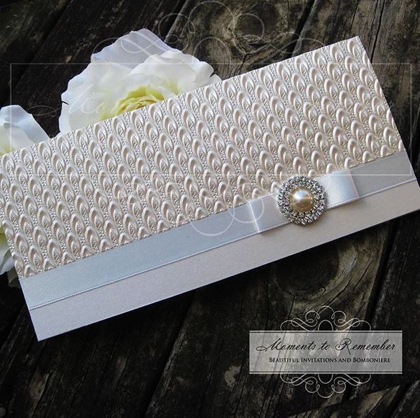 Wedding Invitations Chanel