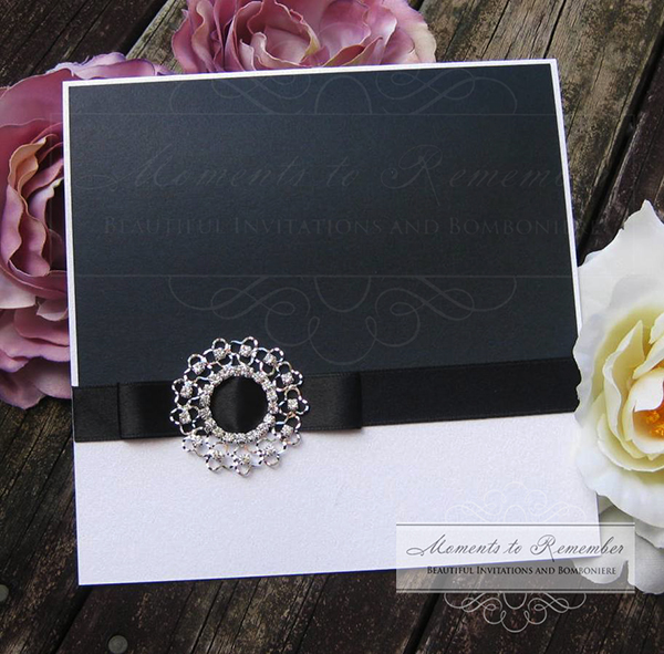 Wedding Invitations - Moonlight