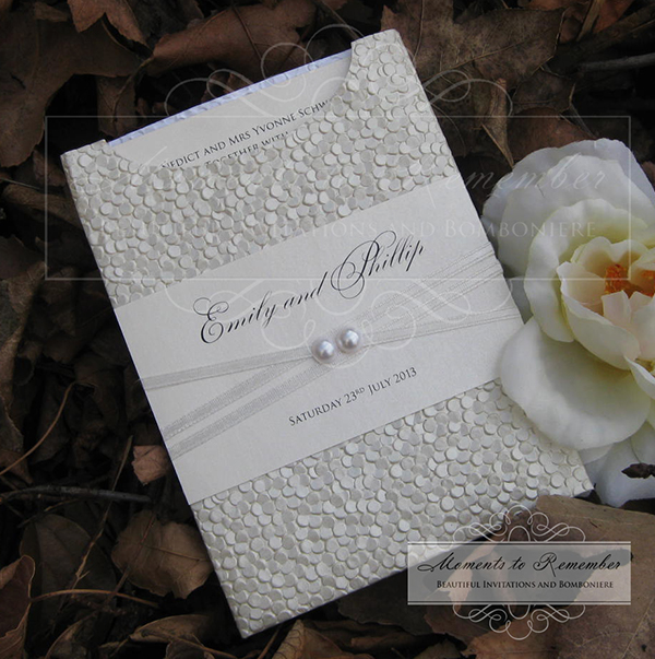 Wedding Invitations - Pocket Pebble