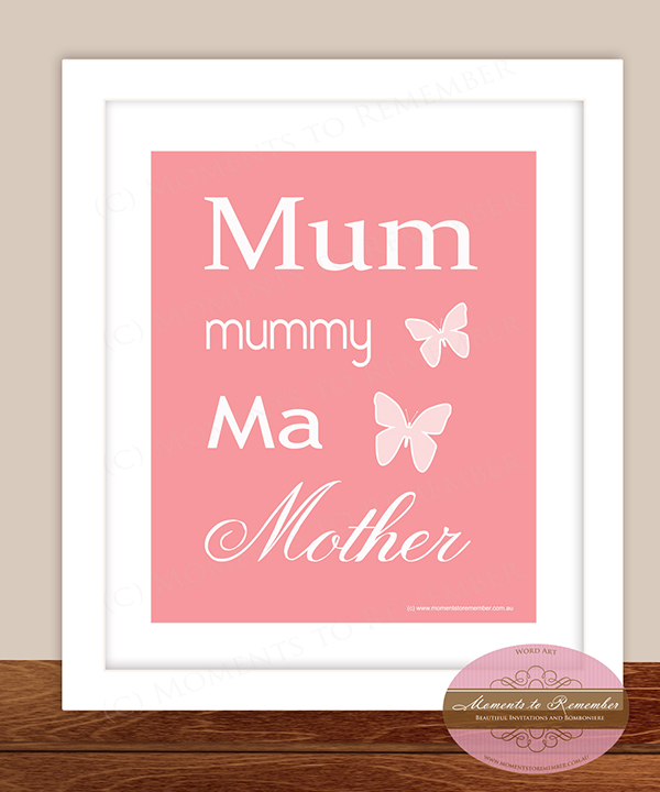 Mother's Print 03
