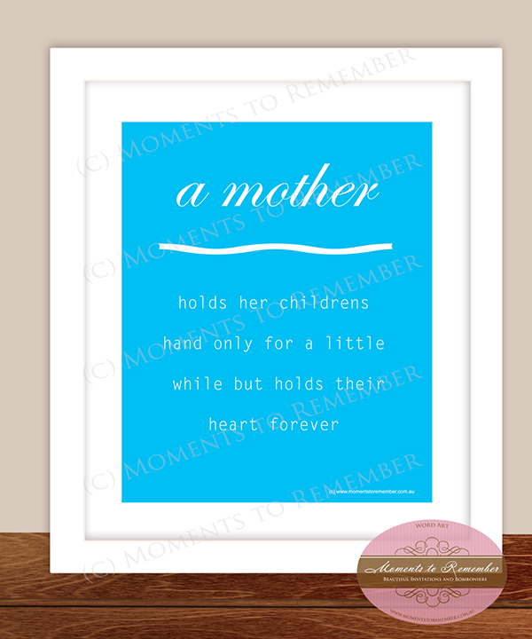Mother's Print 05