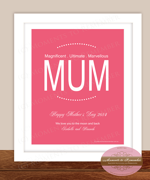 Mother's Print 14