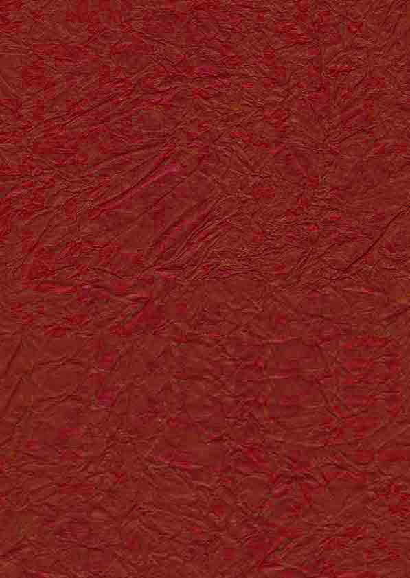 SALE - A4 Satin Crush Red Paper