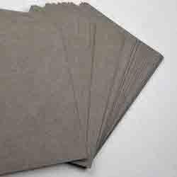 SALE - A4 Silver Kraft Paper