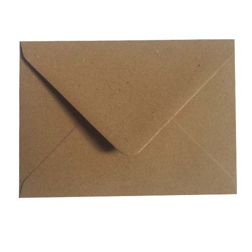 SALE - Envelopes C6 Gold Kraft